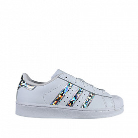 Superstar White/Metsil PS