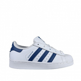 Superstar White/Navy PS