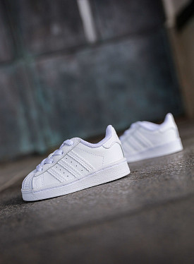 Superstar white/white TS