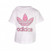 T-shirt Set White/Pink TS
