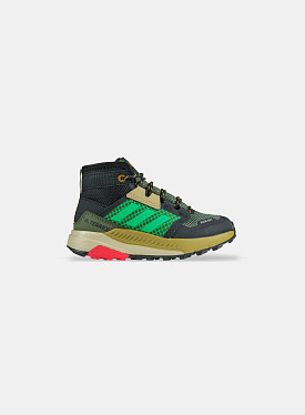 Terrex Trailmaker Mid R.RDY Wild Pine Vivid Green Red PS