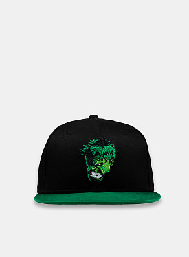 THE INCREDIBLE HULK 9FIFTY SNAPBACK YOUTH