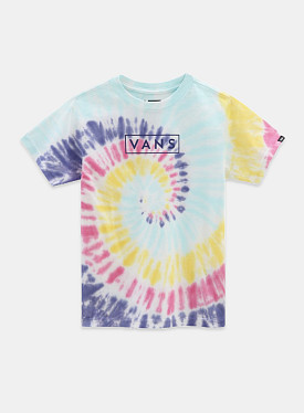 Tie Dye Easy Box T-shirt Rainbow Spectrum GS