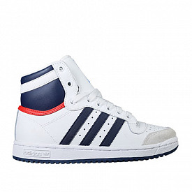 Top ten hi o.g. white/dblue GS