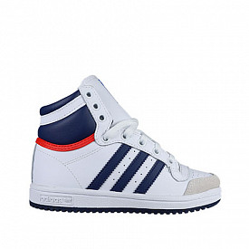 Top ten hi o.g. white/dblue ps