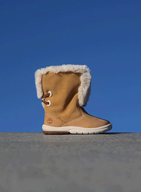 Tracks bootie wheat ts