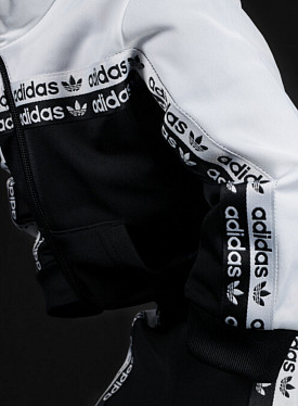 Tracksuit black/white PS