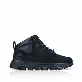 Treeline Mid Hiker Blackout Nubuck PS