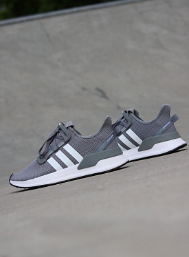 U-path Run Grey/White GS