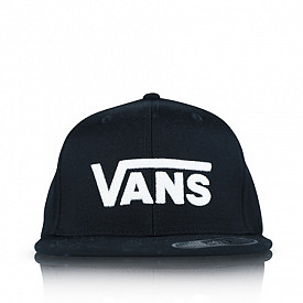Vans Originals logo snapback black Child