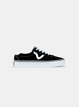 Vans Sport Black True White GS