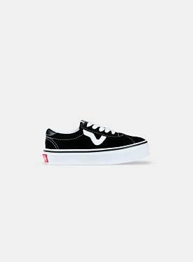 Vans Sport Black True White PS
