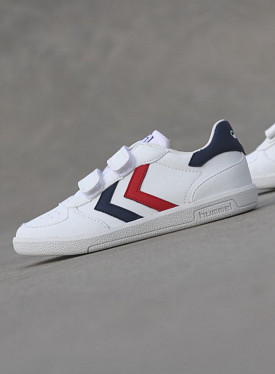 Victory White/Red/Blue Velcro PS