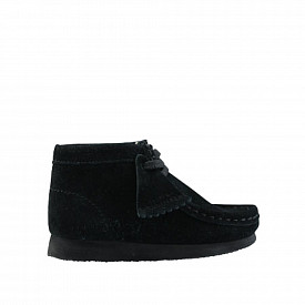 Wallabee Black/Black TS