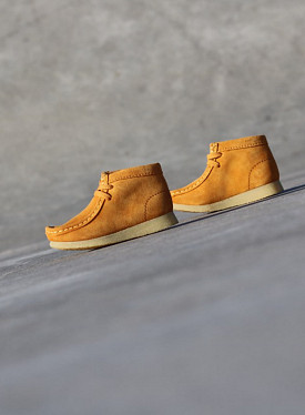 Wallabee Tumeric/Brown TS