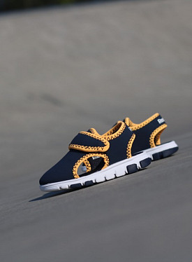 Wave glider 3 Navy/Yellow TS