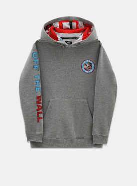 X Where's Waldo? Hoodie Cement Heather GS