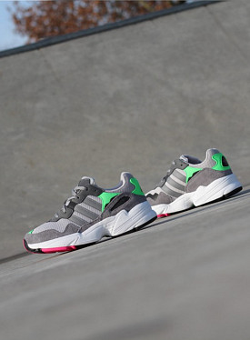 Yung-96 Grey/Green GS