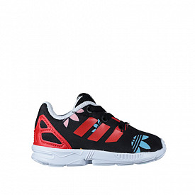 ZX Flux black/printed TS