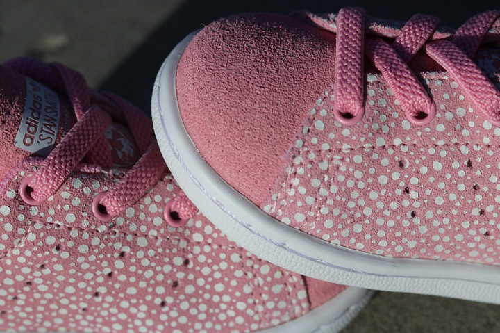Stan smith Glow/Spikkels Pink TS (6)