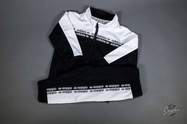 Tracksuit black/white PS (0)
