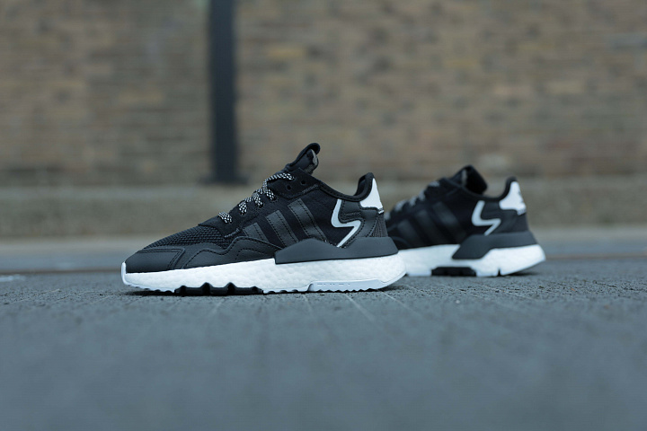 Nite jogger Black/White GS (0)
