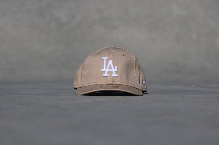 9forty LA Dodgers Sand/White Infant (0)