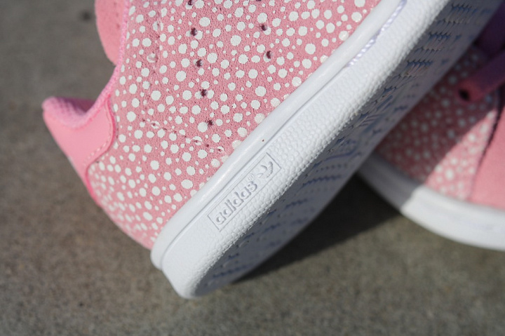 Stan smith Glow/Spikkels Pink TS (5)