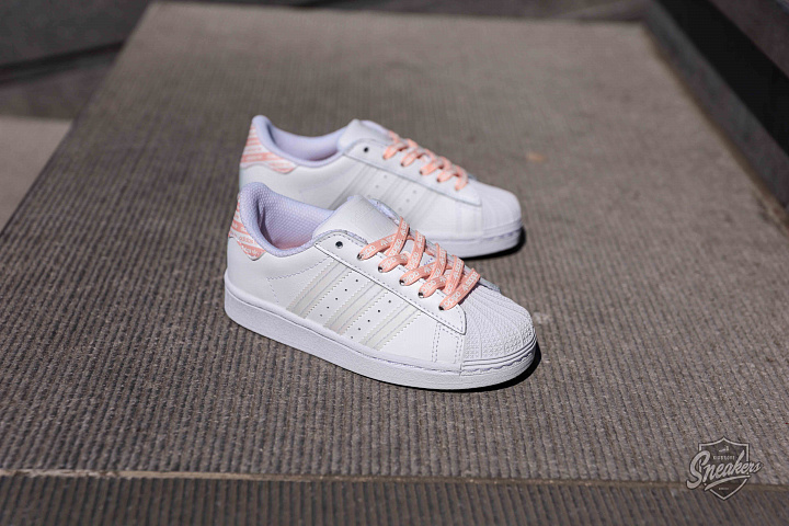 Superstar White/Glopink PS (2)