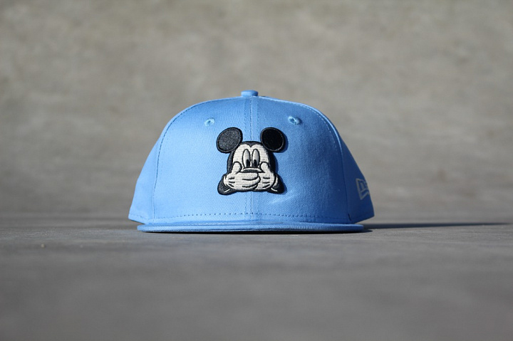 9fifty mickey Mouse Baby Blue Child (0)