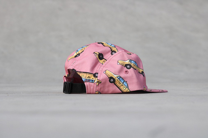 5-panel Strawberry Taxi Youth (1)