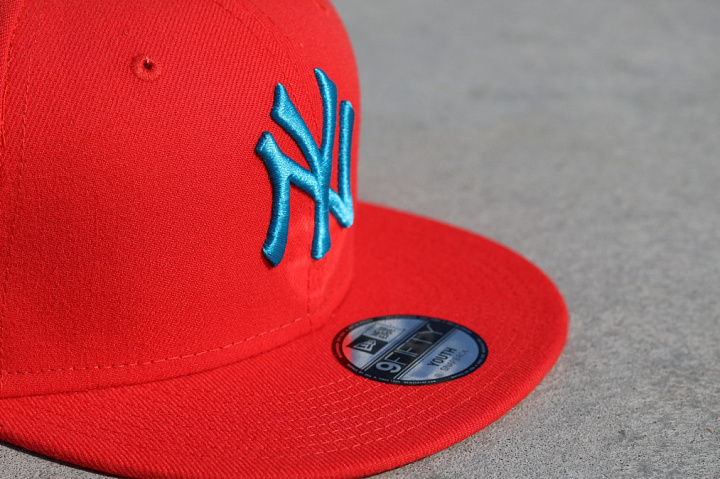 NY Yankees Red/Blue Youth (2)