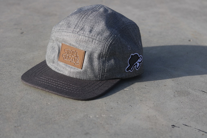 5-panel Denim/Grey TS  (1)
