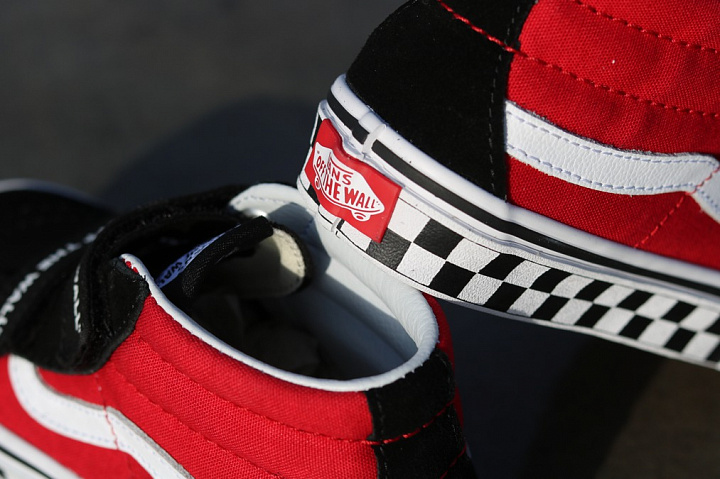 Sk8-mid Reissue Red/Black Checker PS (7)