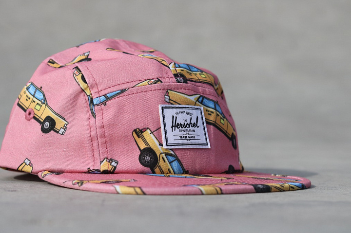 5-panel Strawberry Taxi Youth (5)