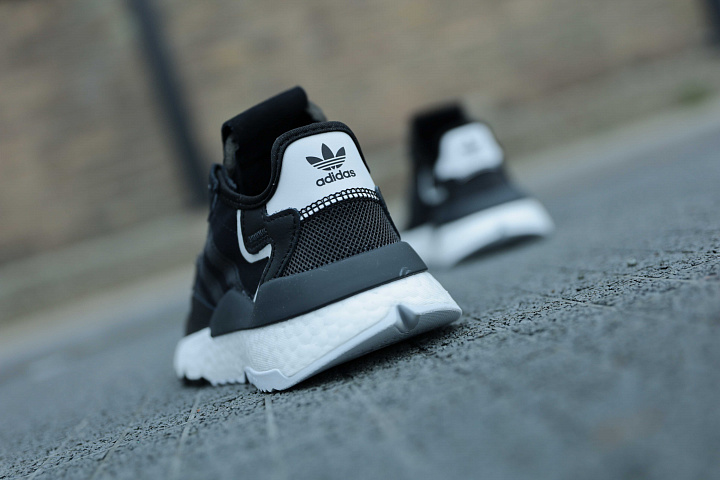 Nite jogger Black/White GS (3)