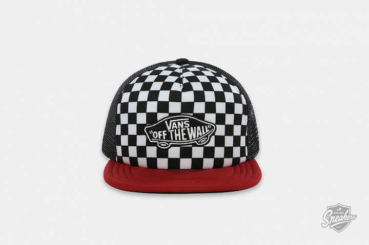 Classic Patch Trucker Cap Checker Chili Pepper Child (0)