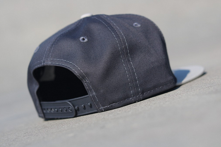9fifty LA Dodgers Grey/Silver Child (5)