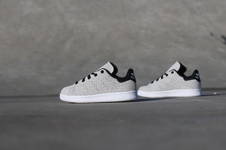 Stan smith Glow/Speckle Grey PS (0)
