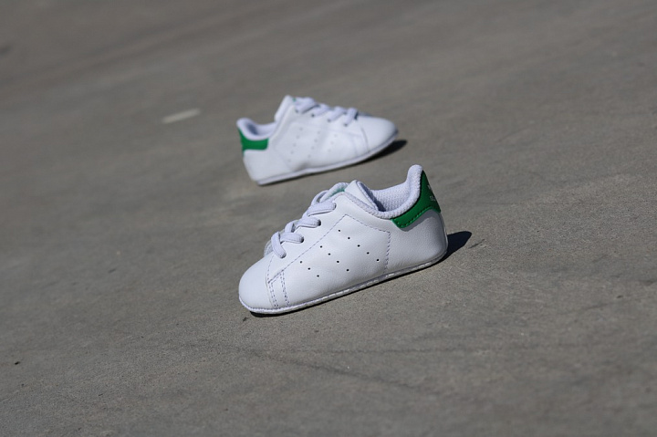 Stan smith White O.G Crib (0)