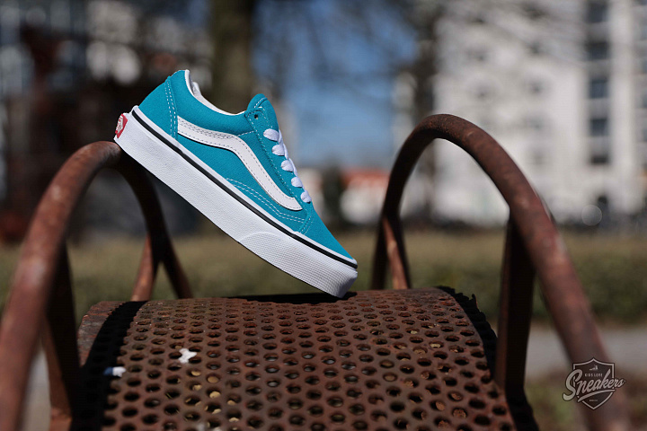 Old skool caribbean-blue PS  (0)