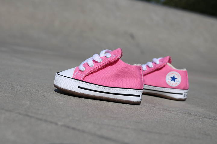 Cribster pink velcro (0)