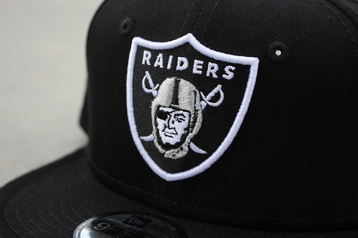 9FIFTY Raiders Black/Silver Child (2)