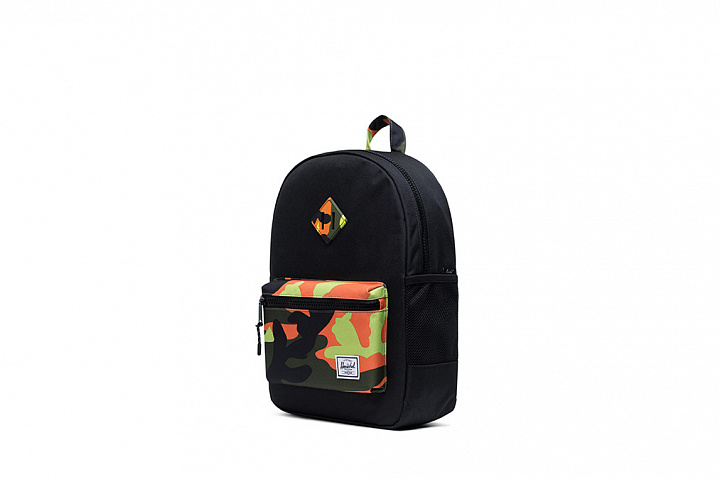 Heritage youth black/neoncamo (1)