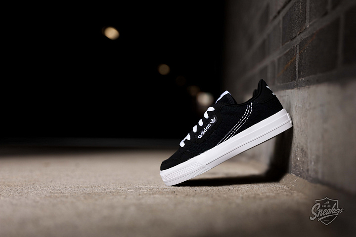 Continental Vulc Black/White PS (0)