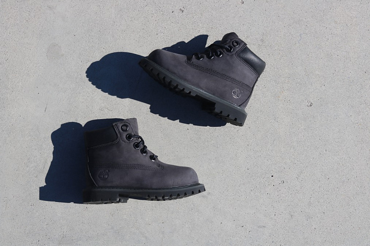 Premium boot forged iron/Grey TS (6)
