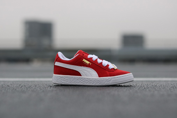 Suede classic bboy ps red-flam (5)