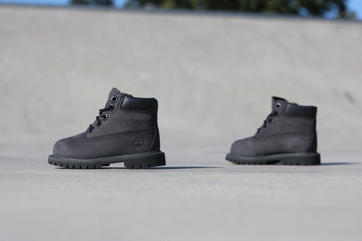 Premium boot forged iron/Grey TS (0)