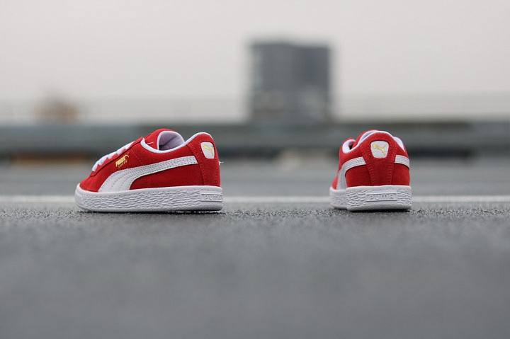 Suede classic bboy ps red-flam (6)