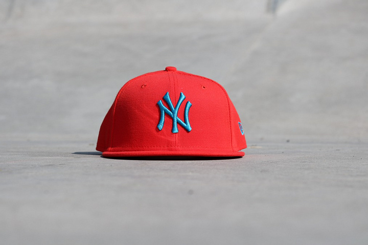 NY Yankees Red/Blue Youth (0)